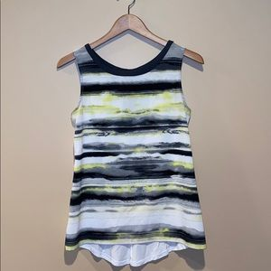 Apt 9 Striped Tank Top